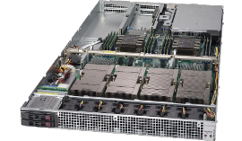 Supermicro 1U SuperServer 1029GQ-TVRT GPU Server