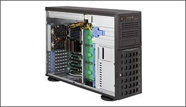 Supermicro 4U GPU Workstation 7049P-TR