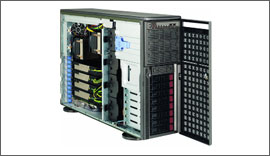 Supermicro GPU Workstation 7049GP-TRT