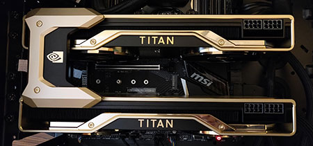 Titan RTX with NVLINK