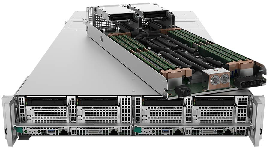Intel® Server System S9200WK with 9200 Processors | Aspen