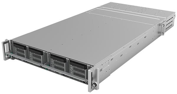 Enclosure for S9200WK Server Sleds