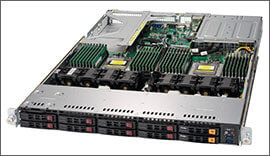 Supermicro 1U Ultra Server 1123US-TR4