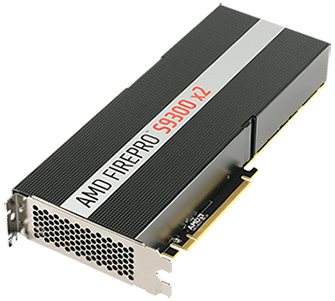 AMD FirePro S9300 x2 Server GPU Computing