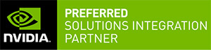 NVIDIA GPU Computing Preferred Solutions Provider Logo