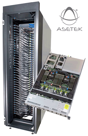 Liquid Data Center Cooling Solutions For Hpc Clusters Aspen Systems