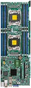 Supermicro Motherboard - X10DRT-PIBF