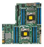 Supermicro Motherboard - X10DRW-iT