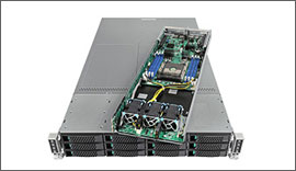 Intel 2U Server LADMP2312KXXX44