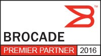 Brocade Premier Partner Badge