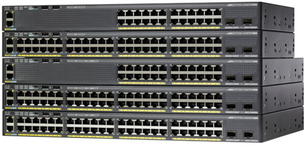 Cisco Catalyst 2900-X Switches