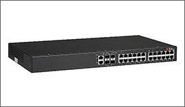 Brocade Campus ICX6450-24 Switch with 24 Ports