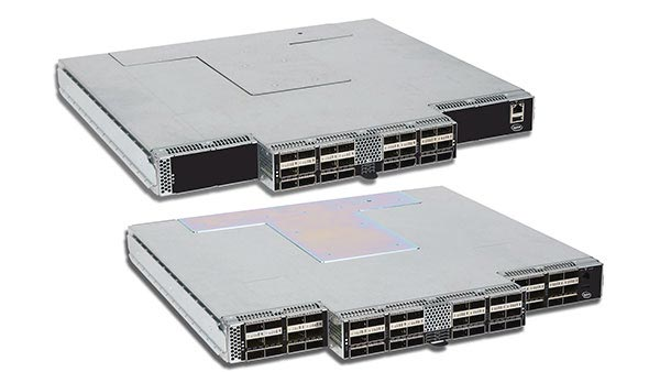 Intel Omni-Path Fabric Edge Switches 100 Series