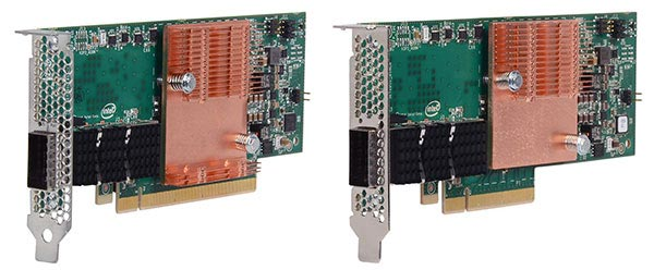 Intel Omni-Path Host Fabric Interface Adapters 100 Series