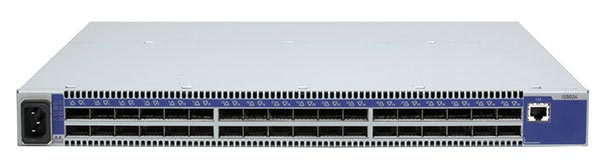 Mellanox InfiniBand Edge Switch