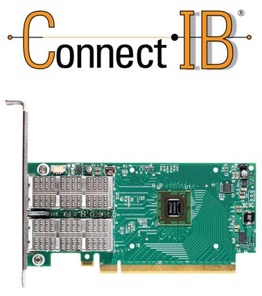 Mellanox Connect-IB Dual-Port InfiniBand Host Channel Adapter Card