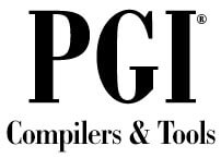 PGI Compilers and Tools Logo