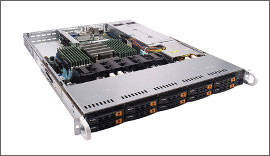 Supermicro 2U SuperServer 2113S-WN24RT