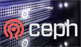Storage Solutions by Ceph Storage Clusters
