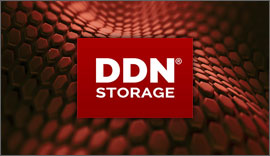 Storage Solutions by DataDirect Networks