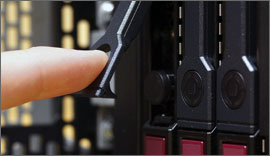 Storage Solutions by Flash Storage/NVMe