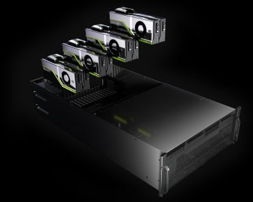 NVIDIA RTX Data Science Server