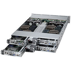 Supermicro 2U A+ Server 2022TG-HLIBQRF