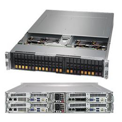 Supermicro 2U Ultra Server 2123BT-HNC0R