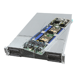 Intel 2U Server Chassis H2204XXLRE