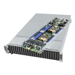 Intel 2U Server Chassis H2224XXLR3