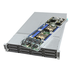 Intel 2U Server Chassis H2312XXLR3