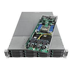 Intel 2U Server LADMP2312KXXX42
