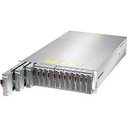 Supermicro MicroBlade Enclosure 314E-220