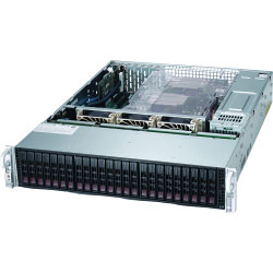 Supermicro 2U SuperServer 2028R-E1CR24L