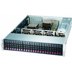 Supermicro 2U SuperServer 2028R-E1CR24N