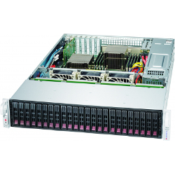 Supermicro 2U SuperServer 2029P-E1CR24H