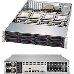 Supermicro SuperServer 6029P-E1CR16T