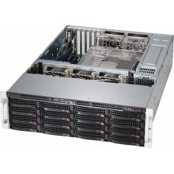 Supermicro 3U SuperServer 6038R-E1CR16N