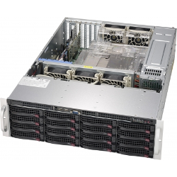 Supermicro 3U SuperServer 6039P-E1CR16L