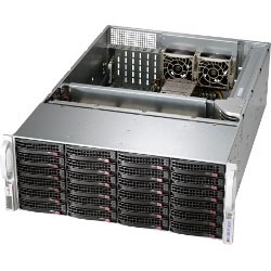 Supermicro 4U SuperStorage Server 6048R-E1CR24L