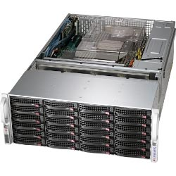 Supermicro 4U SuperServer 6048R-E1CR36N