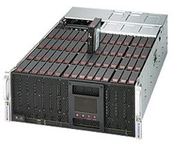 Supermicro 4U SuperServer 6048R-E1CR60L