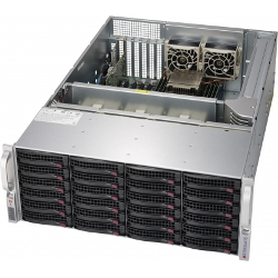 Supermicro 4U SuperServer 6049P-E1CR24H