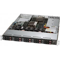 Supermicro 1U SuperServer 1028R-WC1RT