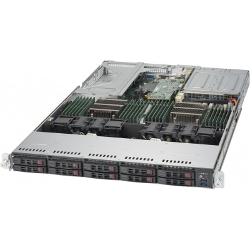 Supermicro 1U SuperServer 1029U-E1CR4T