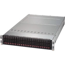 Supermicro 2U SuperServer 2028TP-HTR-SIOM