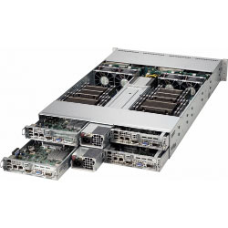 Supermicro 2U SuperServer 2028TP-HTTR