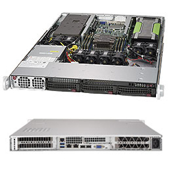 Supermicro 1U SuperServer 5019GP-TT
