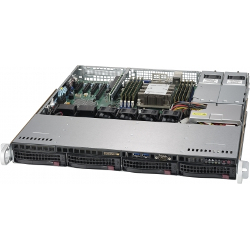 Supermicro 1U SuperServer 5019P-MR