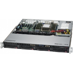 Supermicro 1U SuperServer 5019P-MT